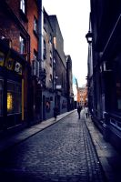 Backstreets of Dublin by nmhphotos