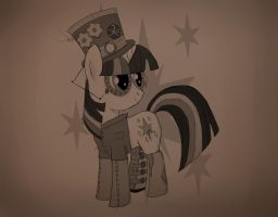Steampunk Twilight by chirin98