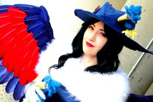 Otakon 2011 Honchkrow by DarkGyraen