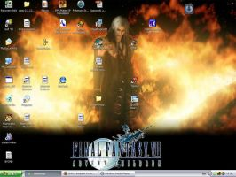 New New Desktop by ShadowUltimatePower