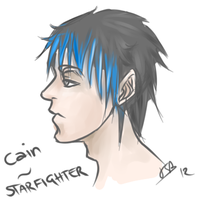 Cain by littleWildviolet