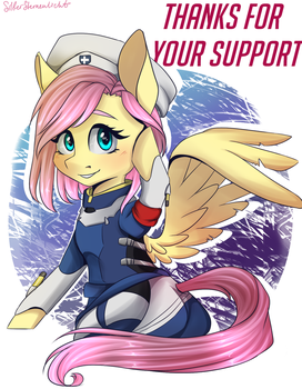 Thank you by SilberSternenlicht
