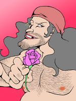 Sexy Time With Blackbeard by thekingofqueens25