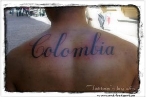 colombia by propertyistheft