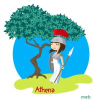 Athena by meb85