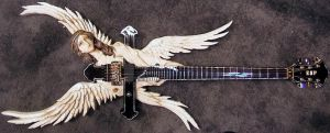 My Guitar by Junk-Messiah