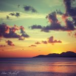 Sunset in Puerto Rico by IsacGoulart