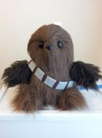 Baby Wookie! by daggerclaws