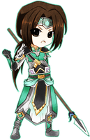 [ Zhao Yun ] by WinterCupcake