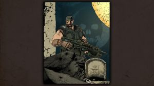Gears of War 3 Contest Entry by ImpetualSunday