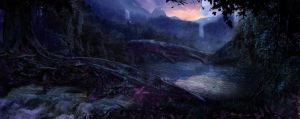 Avatar Matte Painting by willroberts04