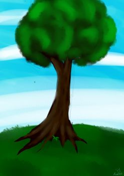 Tree by anahit447
