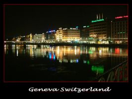 Geneva Switzerland by fizzion