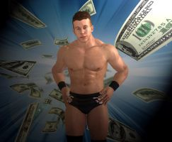 Ted DiBiase by AlexFly
