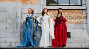 Ladies of Camelot by NikitaCosplay