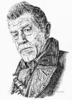 Doctor Who: The War Doctor by CeciliaSal