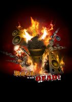 ROCK is Not Dead by r4prolutions