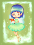 Forest Fairy by Jessica-Merco
