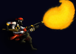 TF2 Fusion - Scout/ Pyro (Scyro) by TFP-Ratchet123