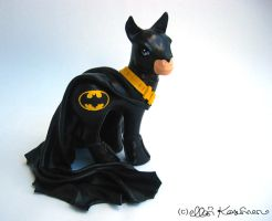 My Little Batman by customlpvalley