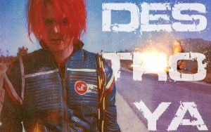MCR - DESTROYAAAA by ApertumCodex