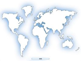 World Map by klen70