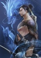 Hanzo by cawlsTaurus