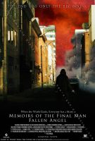 Memoirs of the Final Man: Fallen Angel Poster by Emmy-has-a-Gun