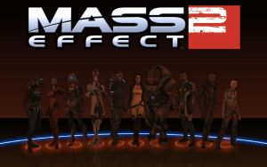 Mass Effect 2 Team by BlackSheep64