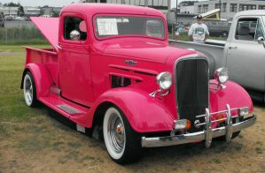 1936 Chevy Pickup by Photos-By-Michelle