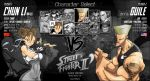 Select Charater - Street Fighter 2 by Wagnr