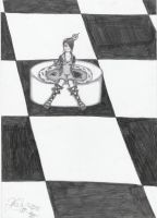 Chessboard One by cassiopeiathestrange