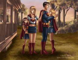 Family Get Together - SG by kclcmdr