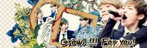 [Cover Zing] XiuChen Couple - Growl for you! by jangkarin