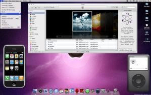 Realistic Mac OSX windows 7 v2 by UniversalTechnology