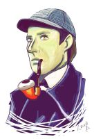 Data: The Best Sherlock Holmes by the-LED