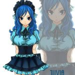 Juvia by fairy-addict16