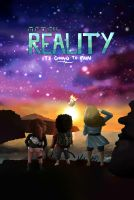 After Reality Chapter 2 Cover by graphicspark