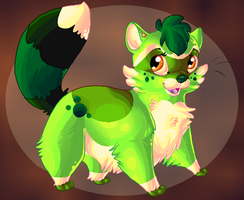 Lime Flavored Coon by Daguu