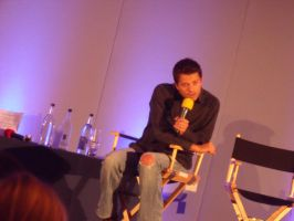 Misha Collins2 by fightthesky