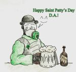 Happy Saint Patty's Day! by CommanderCTC