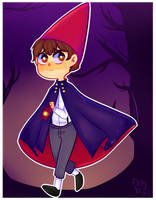 Wirt-Over The Garden Wall by Myglob