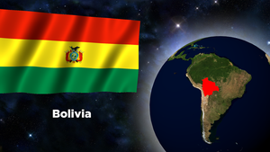 Flag Wallpaper - Bolivia by darellnonis