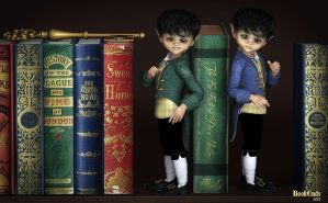 BookEnds by Dani3D