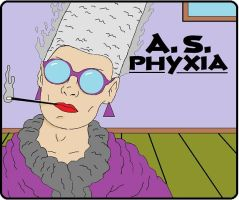 A.S. Phyxia Close-Up by backerman