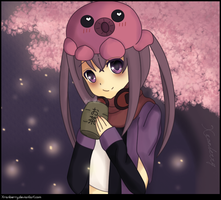 [Gift for Emma-Jade] - Spring Night Fireflies by Xranberry