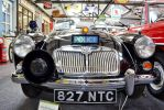 MG A 1960 Police car by Akamasdiver