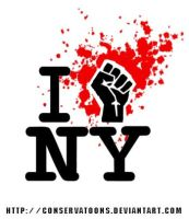 Occupy Wall Street graphic by RedTusker