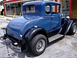 Ford 1931 Model 'A' by Baq-Stock