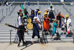 Naruto Gathering: Kage and Founders, part 1 by miss-a-r-t